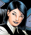 Mercy Graves after a LexCorp press conference