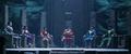 Shazam Family sitting in Rock of Eternity