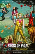 Birds of Prey theatrical poster