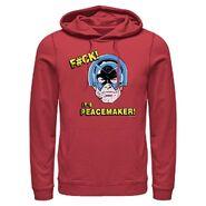 Sweatshirt - Peacemaker - Fuck it's Peacemaker