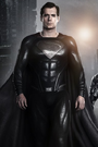 Superman Black Suit ZSJL International Promo