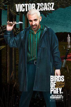 Details about  /G-179 Huntress Birds of Prey Harley Quinn Movie Poster Hot Silk Print