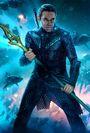 Aquaman Vulko Character Textless Poster