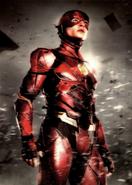 Flash ZSJL Trilogy card