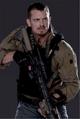 Suicide Squad character portrait - Rick Flag