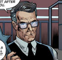 Alfred assists Bruce