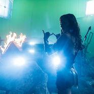 JL-BTS - Gal Gadot on set