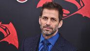Zack Snyder at a premiere