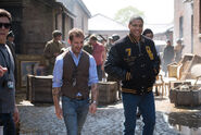 ZSJL - Zack Snyder and Ray Fisher