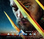 The-art-and-making-of-aquaman-cover book