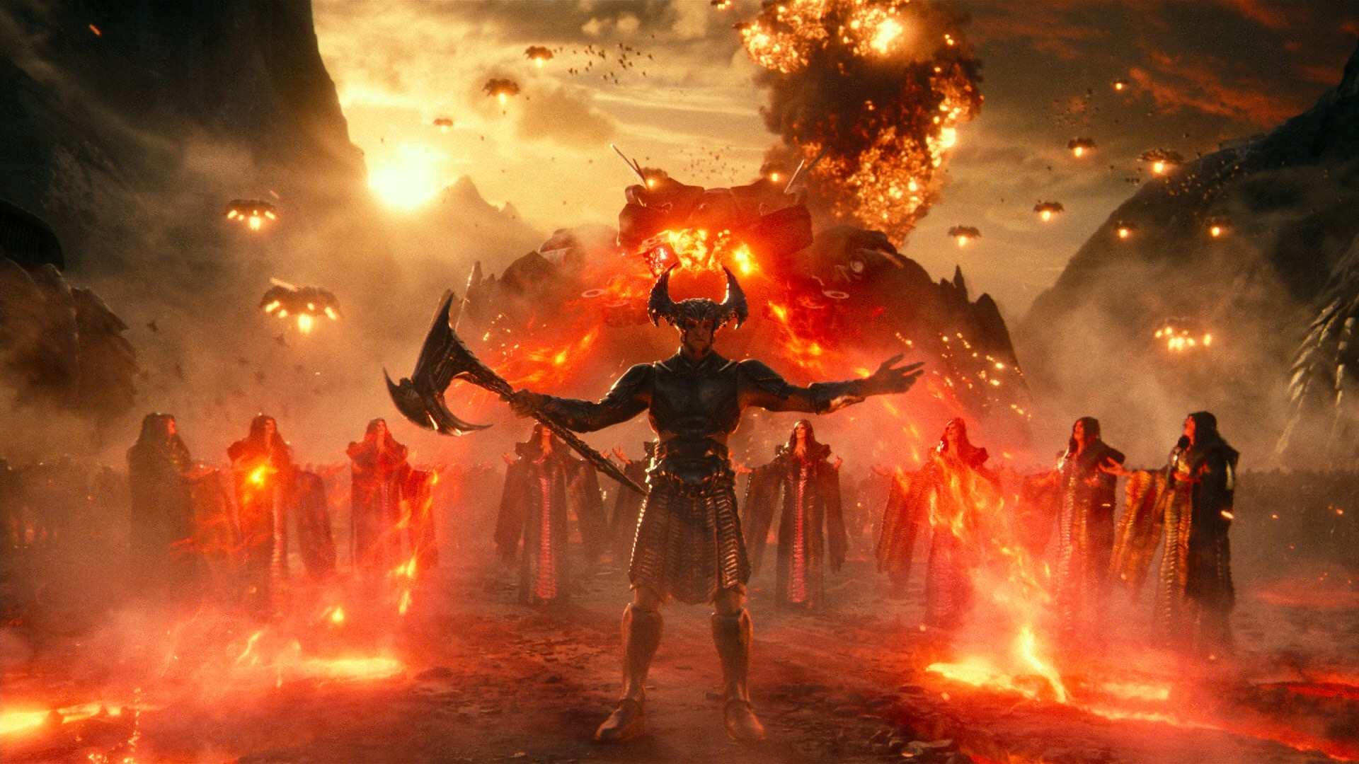 Darkseid's Elite