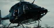 Wayne Enterprises helicopter