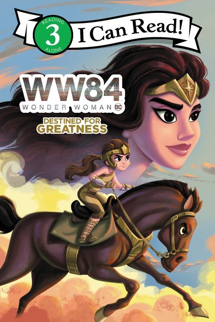 Wonder Woman 1984: Destined for Greatness