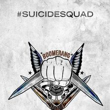 Suicide Squad tattoo poster - Captain Boomerang.jpg