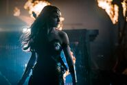 Justice League - Wonder Woman 75th anniversary promo
