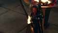Justice League (2017) Hippolyta warning