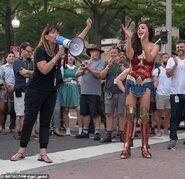 Wonder Woman84 - That's a Wrap