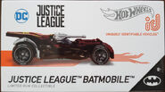Hot Wheels ID JL Batmobile 2020