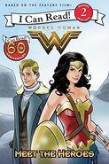 Wonder Woman: Meet the Heroes (2017)