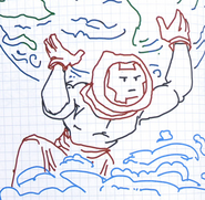 Atlas Drawing