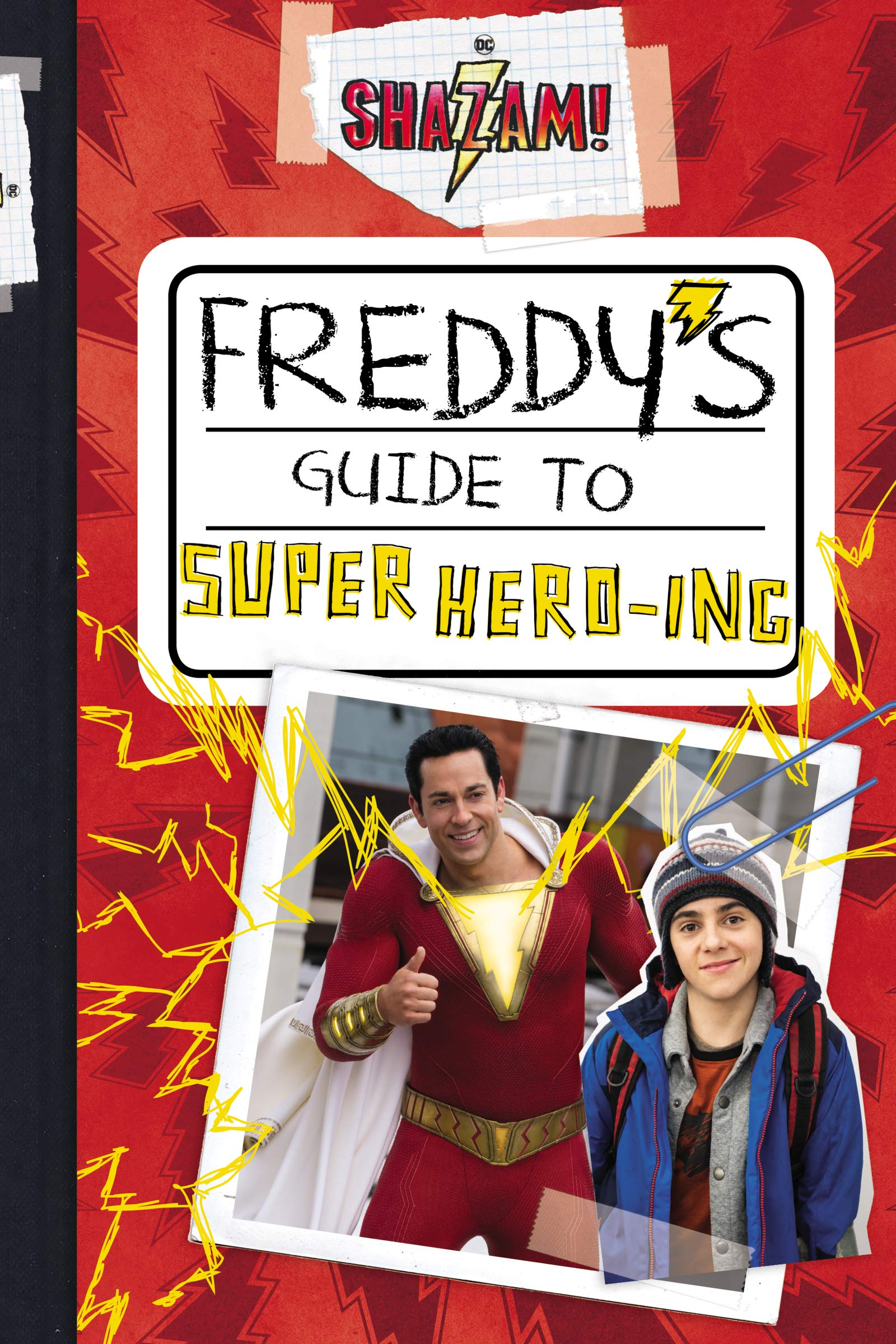 Shazam!: Freddy's Guide to Super Hero-ing