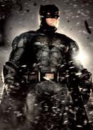 Batman ZSJL Trilogy card