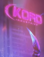 Kord Industries Concept Art