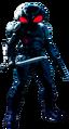 Aquaman - Render of Black Manta