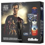 Gillette JL Superman