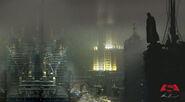 BvS Gotham speed painting 2 - Christian Lorenz Scheurer