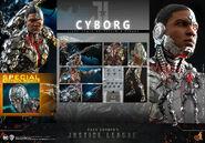 Hot Toys - ZSJL - Cyborg layout