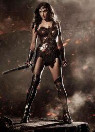 Wonder Woman first look promo