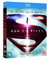 Man of Steel Blu-Ray Disk
