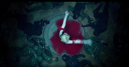 Harley Quinn's circle of death