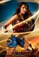 Wonder Woman teaser poster 7