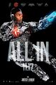 Justice League - All In - Cyborg