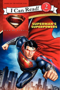 Man of Steel Superman's Superpowers (I Can Read Level 2) cover