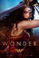 Wonder Woman poster - Wonder