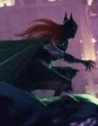 Batgirl cropped concept art