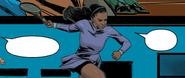 Serena Williams defends the stadium