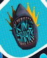 The Suicide Squad - King Shark poster