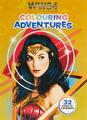 Wonder Woman 1984 Colouring Adventures