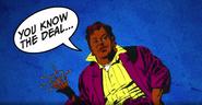 Amanda Waller (comics) - The Suicide Squad Roll Call