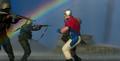Peacemake rainbow of pain