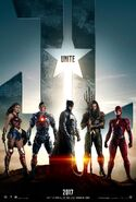 Justice League teaser poster 2