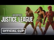 """Zack Snyder's Justice League - Official Exclusive """"Making of the Snyder Cut"""" Clip"""