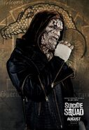 Suicide Squad - Poster - Killer Croc