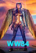 WW1984 - Golden Poster 1