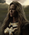 Hippolyta speaks to Menalippe about lighting the ancient warning fire