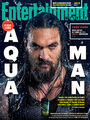 Entertainment Weekly - Aquaman June 2018 variant cover 1